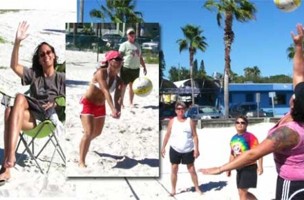 Beach Volleyball Sundays in Gulfport