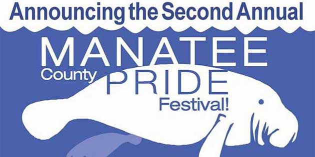 Pride Season Starts in Florida Next Weekend in Bradenton