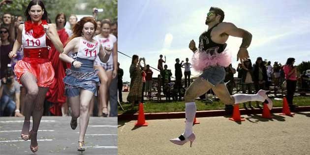 Saturday, June 27 … Gulfport Hosts St Pete Pride 5K and Stiletto Sprint