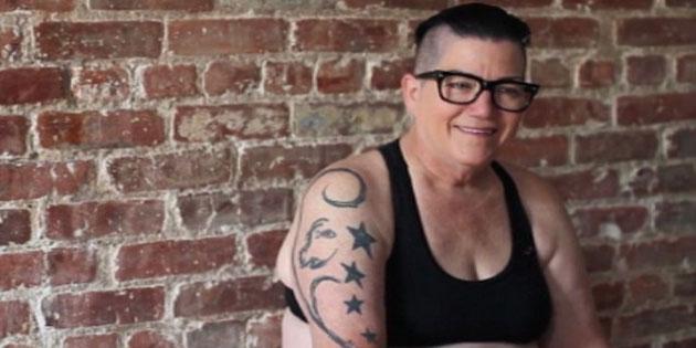 Butch lesbian video