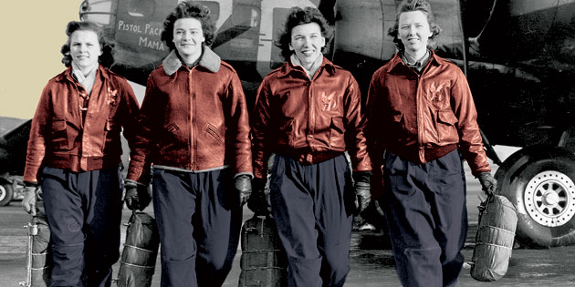 November 5 – 22 Powerstories Presents Decision Height – A Story of Women in WWII