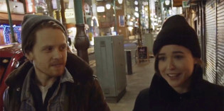 """Ellen Page and Friend Ian Daniel Take Viewers on Their New """"Gaycation"""""""