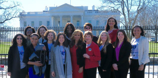 """Athletes Are """"Leading the Way"""" on Capitol Hill"""