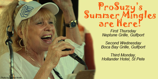 Summer Mingles Are Here with Cyndi Burger Monthly
