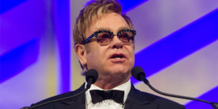 Sir Elton John Condemns North Carolina's Discriminatory HB2