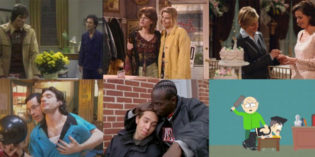 OUT Magazine's Timeline of LGBT Couples on TV