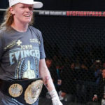 """Triple Threat"" Evinger Extends Her Winning Streak at Invicta"