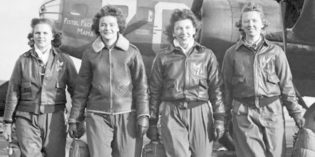 Obama Signs Law Allowing Women WWII Military Pilots to be Buried at Arlington