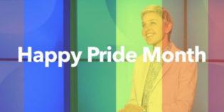 LGBTQ Nation Shares Ellen's Pride Month Video