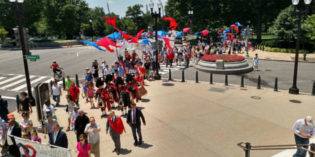 D.C. Rally Against Marriage Equality Flops