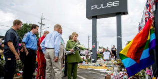 Hillary Clinton Focuses on Pulse Tragedy During Orlando Campaign Stop