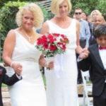 Salt Lake City's Out Lesbian Mayor Gets Married