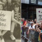 Proud Mother Carries the Same Sign at New York Pride for More Than 30 Years