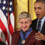 VIDEO: Ellen DeGeneres Receives Presidential Medal of Freedom