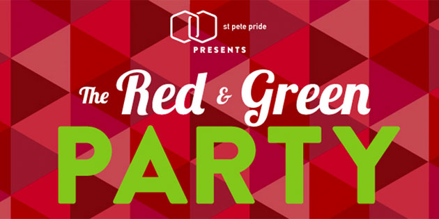 ProSuzy Brings You $5 Savings on Annual Red & Green Party Tickets — Saturday, December 3rd
