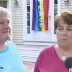 VIDEO: Natick Neighbors Recognized by Boston Globe for Support of Lesbian Couple
