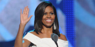 """Michelle Obama Voted """"Badass of the Year"""""""