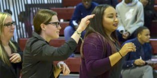 Women's Basketball Coach Says Coming Out is Nothing But Super Positive