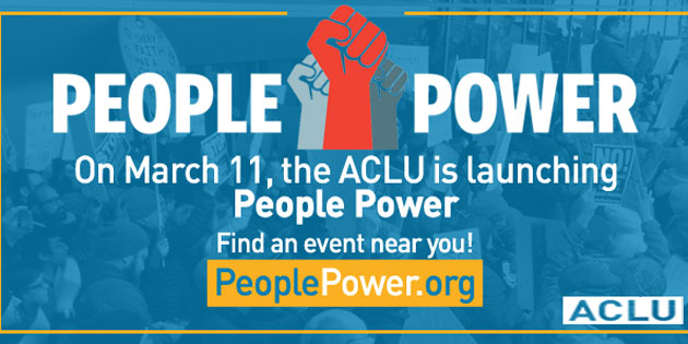 ACLUPeoplePower