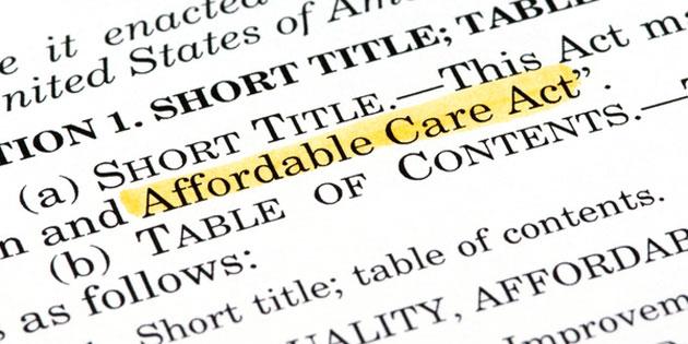AffordableCareActObamacare