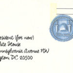 March 15 – Mail Your Postcards on The Ides of Trump