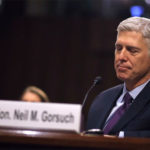 VIDEO: Neil Gorsuch Refuses to State His Opinion of Same Sex Marriage