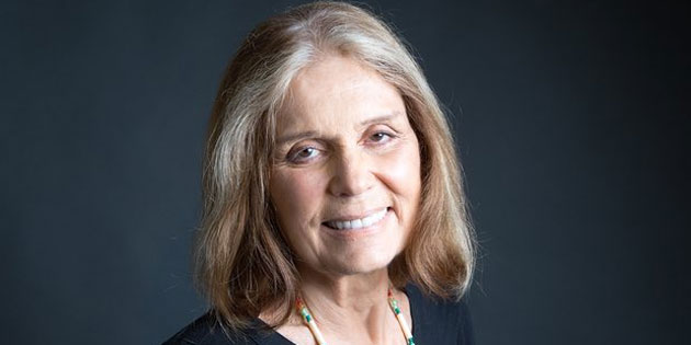 Q&A With Gloria Steinem by the Guardian