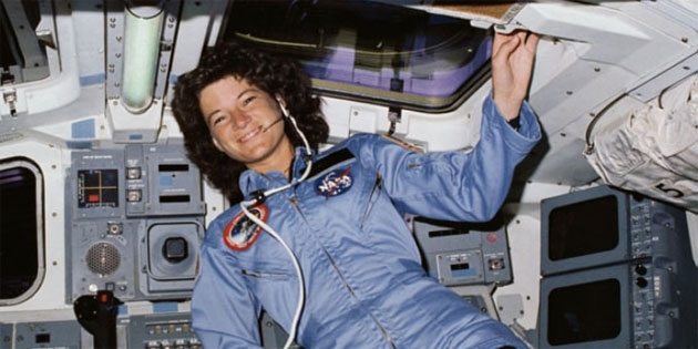 Sally Ride: Astronaut, Lesbian & Science Champion