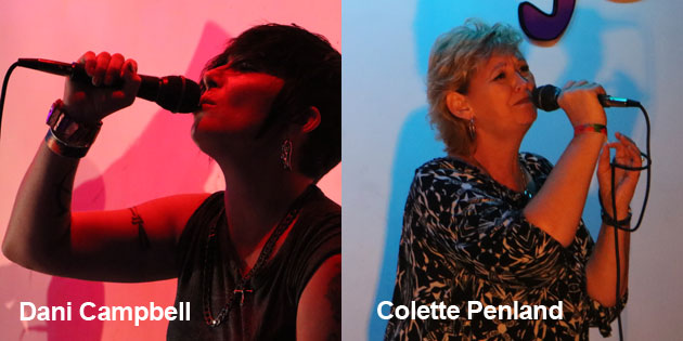 And the Winners Are … Dani Campbell and Colette