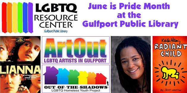 Celebrate Pride at the Gulfport Public Library