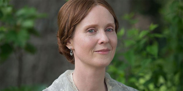 VIDEO: Cynthia Nixon as Emily Dickinson Official Trailer