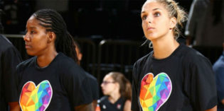 WNBA Celebrates Inclusion & Equality during LGBTQ Pride Month