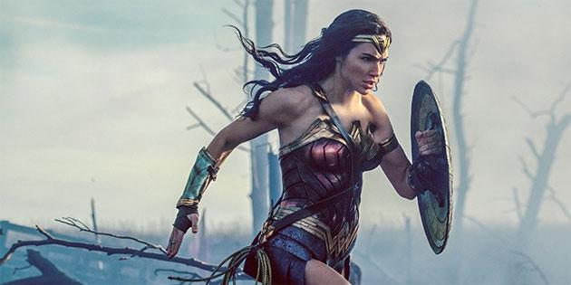 Watching Wonder Woman Brings Columnist to Tears