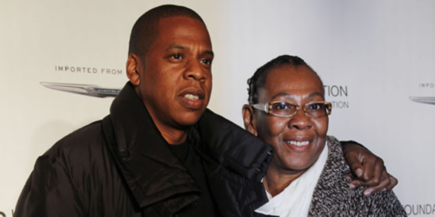 "New Jay-Z Duet ""Smile"" Honors His Lesbian Mom"