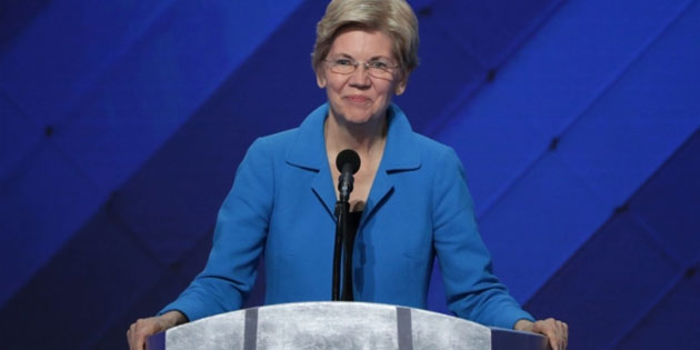 Warren's Proposal Would Refund Overpaid Taxes to Married Gay Couples