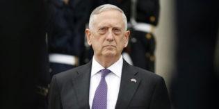 Mattis Puts Freeze on Transgender Military Ban Pending Independent Recommendation