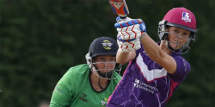 British Cricket Leagues Show Support for LGBT Community