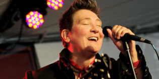 k d lang Talks to Fashion Magazine on Buddhism & Coming Out
