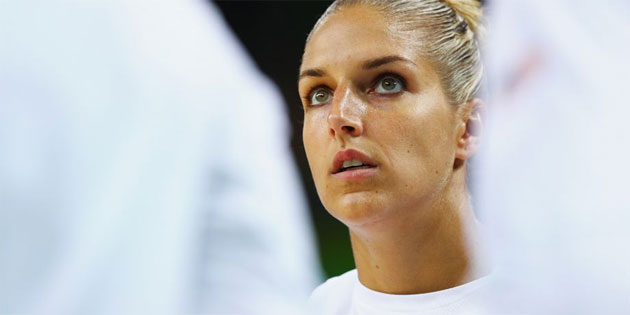 Out Olympian Delle Donne Hopes Her Gay Wedding Will Help Others