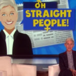 VIDEO: Ellen's New Laugh Gold Mine: Oh Straight People