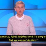 VIDEO: In the Wake of Las Vegas, Ellen Looks Back at Everyday Heroes