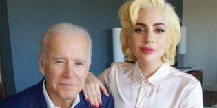 VIDEO: Lady Gaga Joins Former VP Joe Biden in PSA Supporting Sexual Assault Survivors