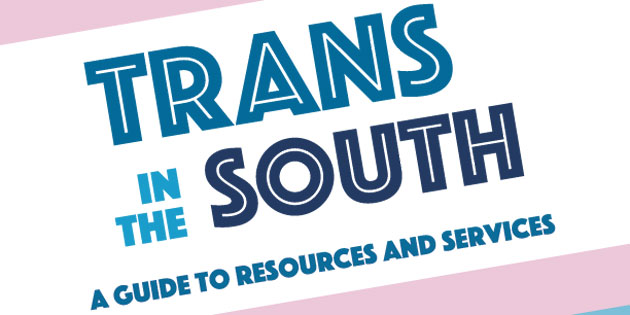 Resources for Transgender Residents of Southern States