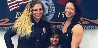 Moving Personal Story of Houston's Lesbian Hero Cop
