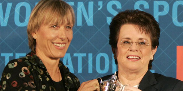 Billie Jean King Speaks Out Against Homophobic Tennis Champion Margaret Court