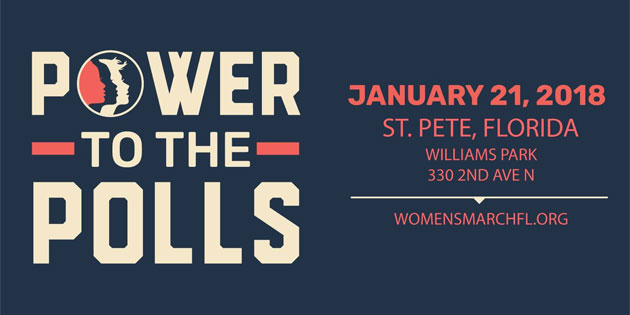 Women's March Day of Action Sunday, January 21