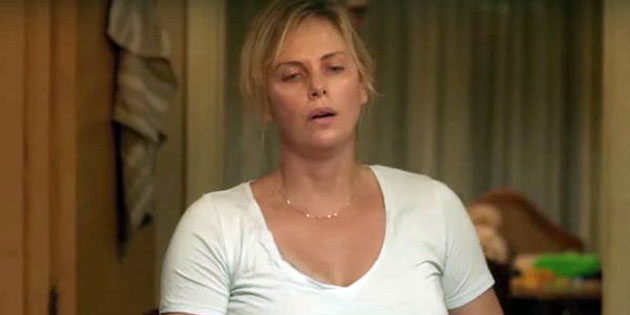 VIDEO: Charlize Theron Portrays Bisexual Mom in Sundance Favorite 'Tully'