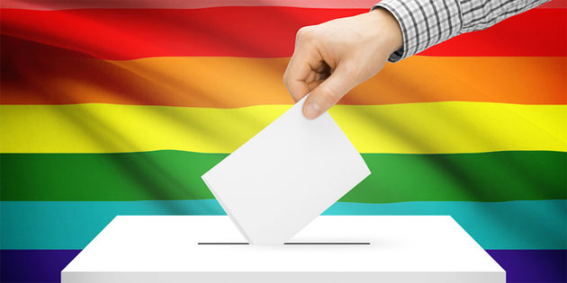 #QTHEVOTE Initiative Aims to Register LGBTQ Voters Before 2018 Elections