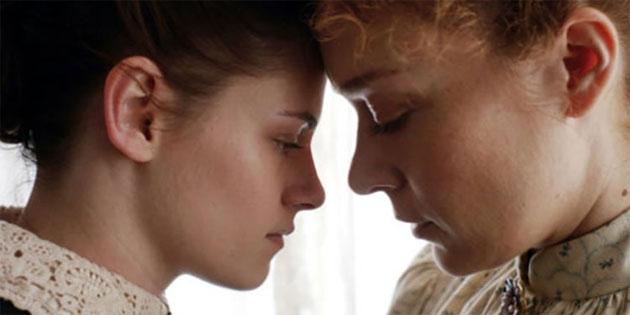 Lizzie Borden Redux: Chloë Sevigny. Kristen Stewart. In 19th-century dresses. In love.