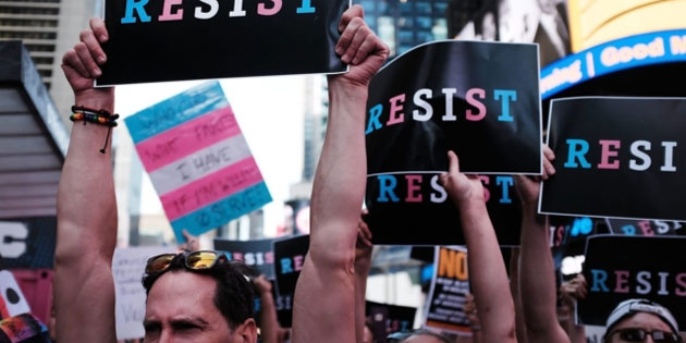 Trans Woman Activist Running for NY State Senate